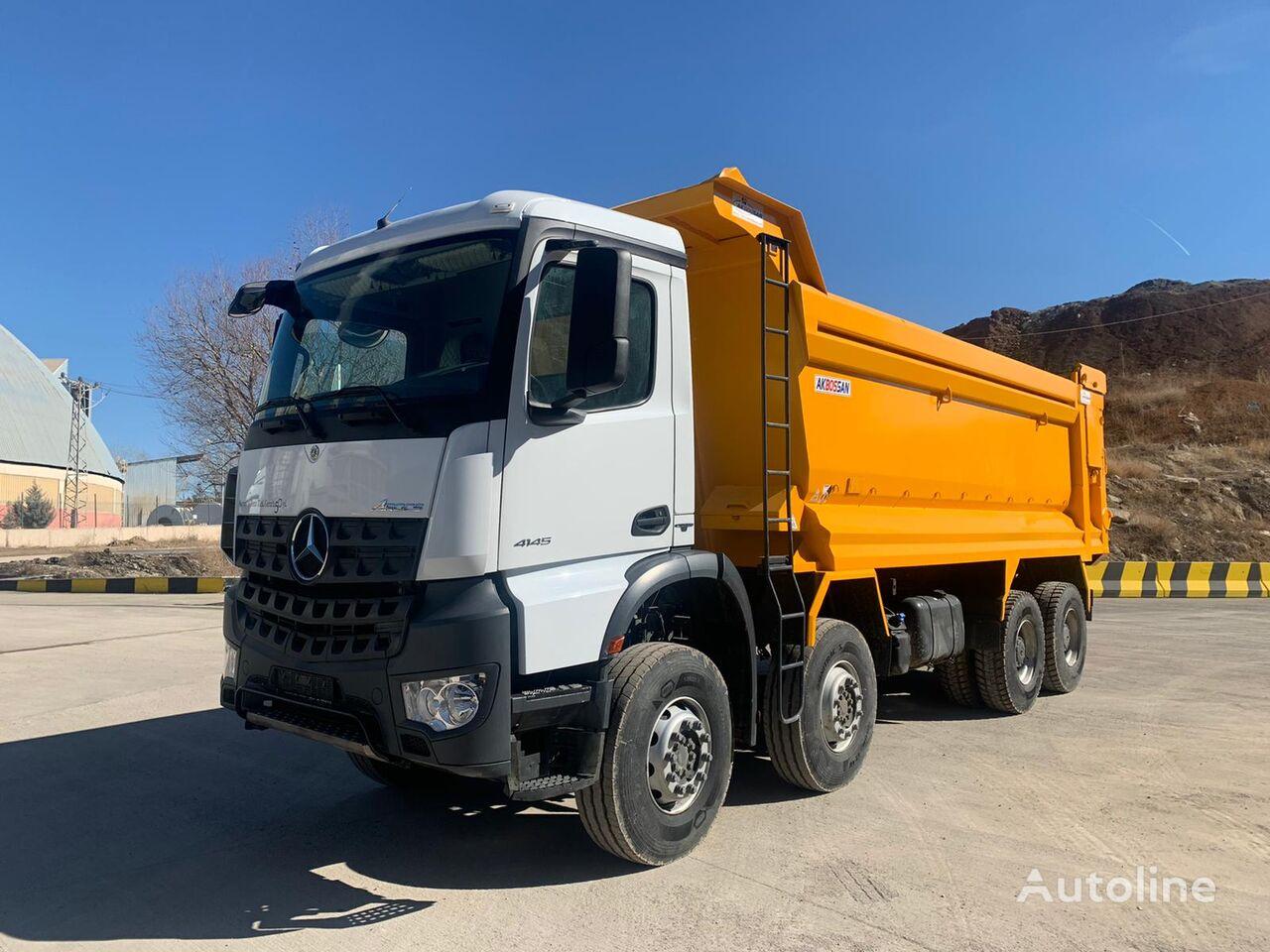 MERCEDES-BENZ AROCS 4145 dump truck