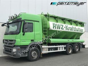 MERCEDES-BENZ Actros  2548 LL Heitling Silo 31 m³ Schiebedeckel feed truck