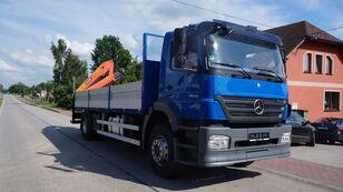 MERCEDES-BENZ Axor 1833 flatbed truck