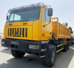 ASTRA HD7 66.38 flatbed truck