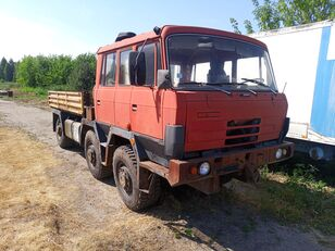 TATRA Unique oldtimer flatbed truck