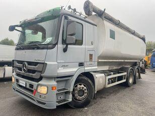 MERCEDES-BENZ ACTROS 2541 flour truck