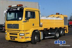 MAN 26.413/6x2/4x 2000 ltr. Tanks/Deutz Motor fuel truck