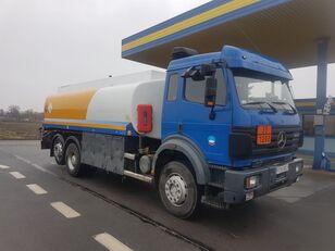 MERCEDES-BENZ SK 2544 (V8 / 6X2 / MANUAL GEARBOX / 18.000 L / 3 COMPARMENTS) fuel truck