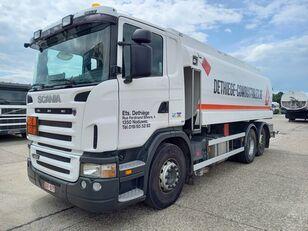 SCANIA fuel truck