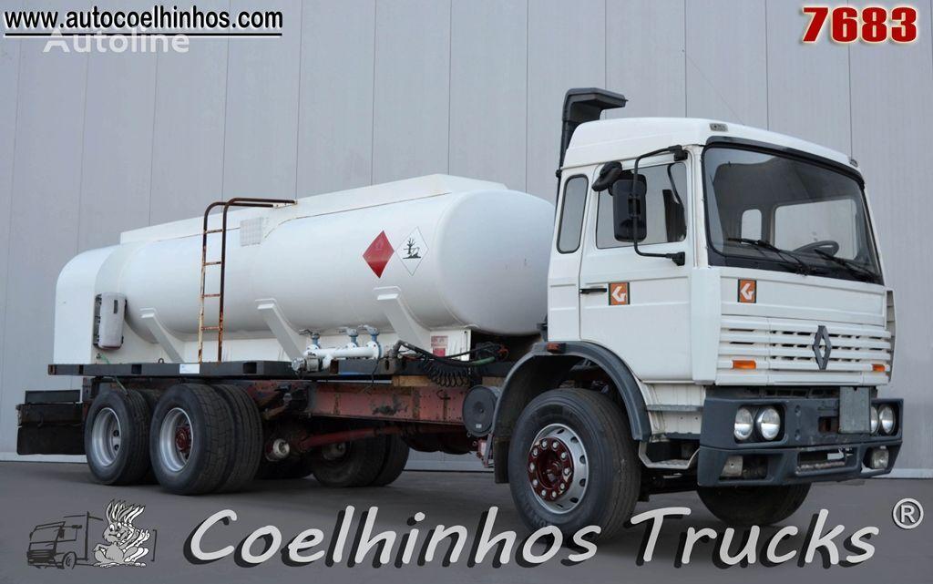 RENAULT G 300 fuel truck