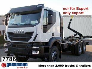 new IVECO Trakker / AD260T45 / Autom./Klima hook lift truck