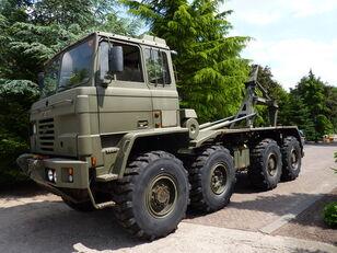 FODEN DROPS 8X6 hook lift truck