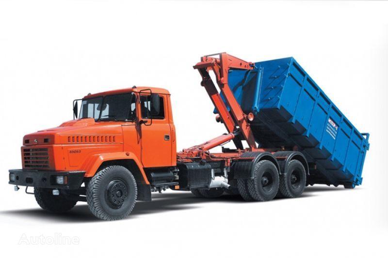 new KRAZ 65053 MPR-1  hook lift