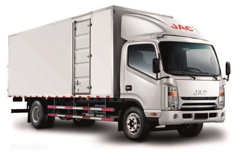 new JAC N56 isothermal truck