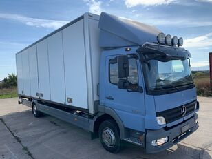 MERCEDES-BENZ Atego 1224 Open side 4x2 isothermal truck