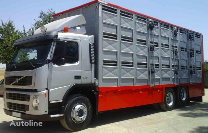 VOLVO FM9 340 livestock truck