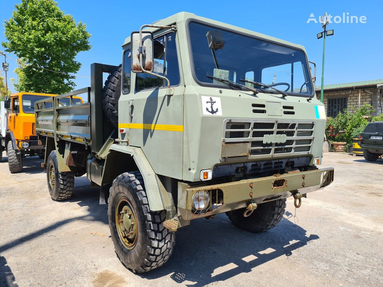 IVECO ACM 90 military truck