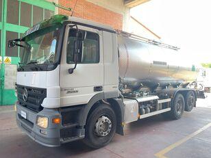 MERCEDES-BENZ Actros 2555 milk tanker