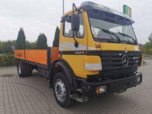 MERCEDES-BENZ SK 1824, Full blatt, 4.5 meter platform truck