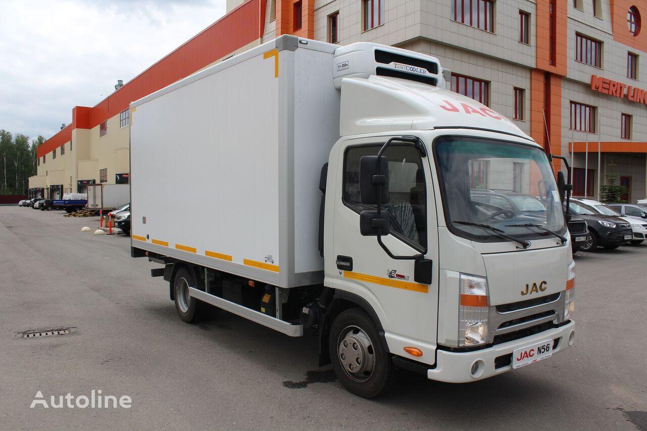 new JAC Izotermicheskiy avtofurgon na shassi JAC N80 refrigerated truck