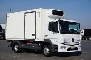 MERCEDES-BENZ ATEGO / 1223 / EURO 6 / CHŁODNIA + WINDA / 11 PALET / MAŁY PRZEB refrigerated truck