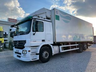 MERCEDES-BENZ Actros 2541 Actros 2541 Euro 5 Thermoking -20° refrigerated truck