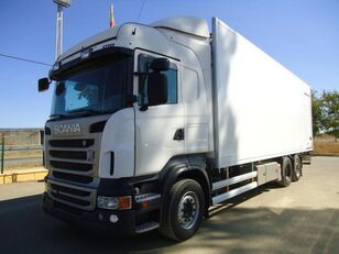 SCANIA R 480 refrigerated truck