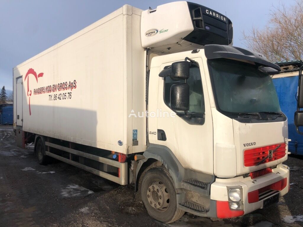 VOLVO FLE 240 HP - EURO 5 / FOR PARTS refrigerated truck for parts