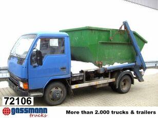 MITSUBISHI Canter  skip loader truck