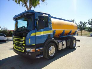 SCANIA P 320 tanker truck