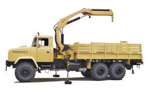 KRAZ 6322-056 tow truck