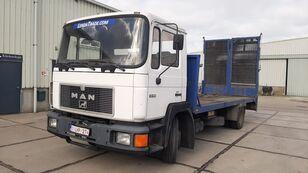 MAN FL 14.192 Euro 1 Engine / Winch 15000 kg. tow truck