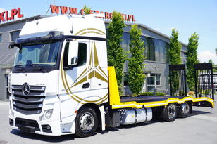 MERCEDES-BENZ Actros 2545 , E6 , 6x2 , NEW BODY 2021 , 7.9m , ramps , winch ,  tow truck