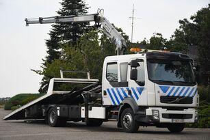 VOLVO FL240 ABSCHLEPP/KRAN/HUBBRILLE/SEILWINDE/WINCH tow truck