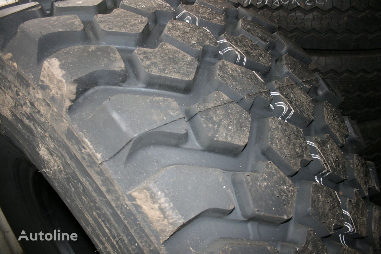 new Michelin 24R21 XZL truck tyre